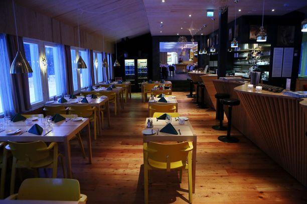 Ravintola Aanaar on vuoden 2020 ravintola.