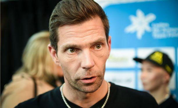 Janne Ahonen on vihdoin terve kolmen vuoden ongelmien jälkeen.