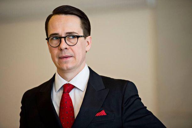 Carl Haglund siirtyy investointistrategiasta vastaavan varatoimitusjohtajan tehtävästä toimitusjohtajaksi.