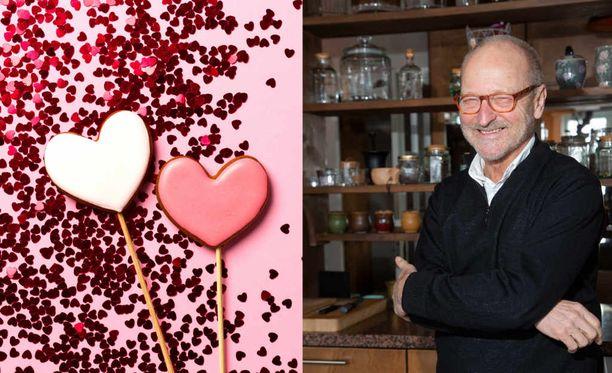 Tommy Hellstenin kirja Enää en pelkää - Kirja rakkaudesta ilmestyi 5. elokuuta.