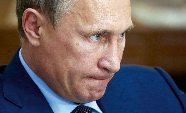 Venäjän presidentti Vladimir Putin on muistutellut viime aikoina, että Venäjällä on valmius käyttää ydinaseita.