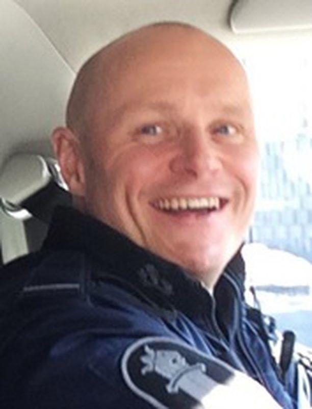 Vanhempi konstaapeli Tomi Keskinen menehtyi virantoimituksessa vuonna 2016.