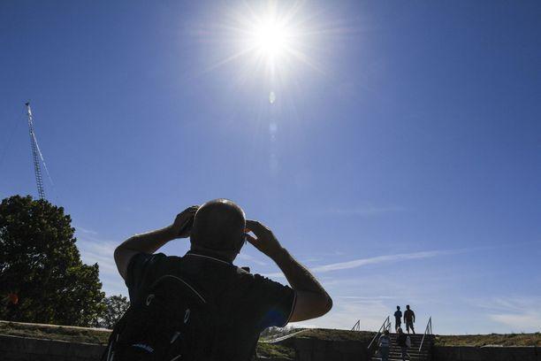 Euroopassa rikottiin lämpöennätyksiä kesäkuun loppupuolella.