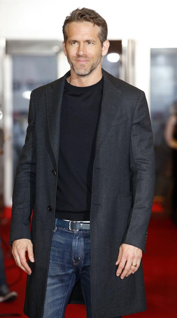 Ryan Reynolds tähdittää Deadpool 2 -elokuvaa.
