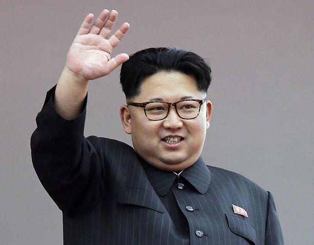 Pohjois-Korean yksinvaltainen johtaja Kim Jong-un uhittelee jälleen.