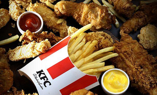 Ravintola on tunnettu ennen kaikkea friteeratusta kanastaan.