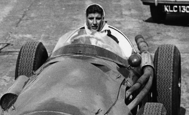 Maria Teresa de Filippis teki F1-historiaa.