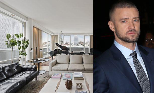 Justin Timberlake on moniosaaja: laulamisen lisäksi hän näyttelee.
