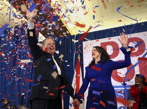 Doug Jones oli erinomainen ehdokas, jota ilman demokraatit eivät olisi ahdistelukohusta huolimatta voittaneet Alabamaa.