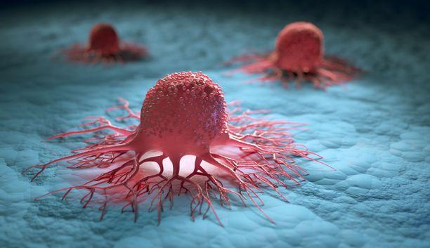 Verikoe perustuu siihen, että verestä etsitään metyylejä, joita syöpäkasvainten DNA:ssa esiintyy.
