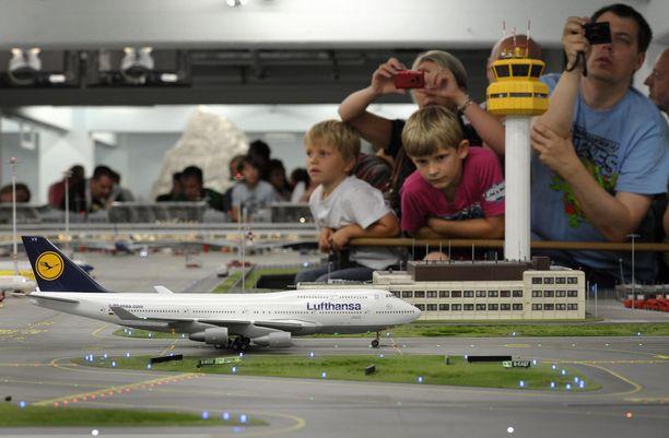TripAdvisorin käyttäjien mukaan Hampurin miniatyyrimaailma on Saksan paras nähtävyys.