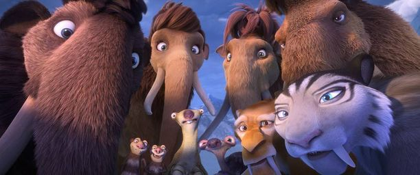 Tutut jääkauden karvaturrit seikkailevat jo animaatioelokuvasarjan viidennessä osassa.