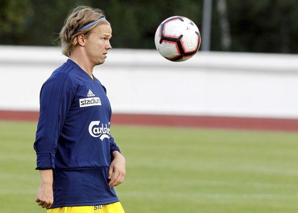 Petteri Forsell puhalsi HJK:n hyökkäyspelin henkiin.