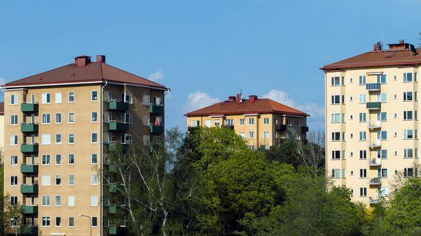 Pk-seutua, Tamperetta ja Turkua lukuun ottamatta asuntojen arvo romahtanee. Kuvituskuva.