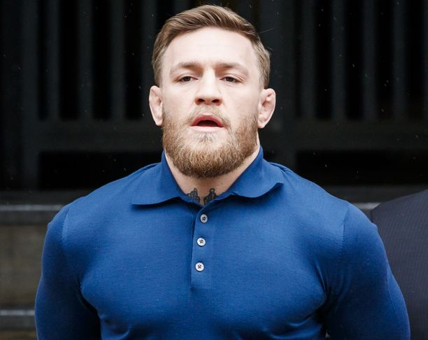 Conor McGregorin on tarkoitus otella tulevana viikonloppuna.