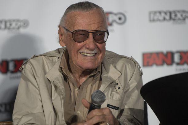 Stan Lee teki Marvel Comics -sarjakuvayhtiölle lukuisia tarinoita.