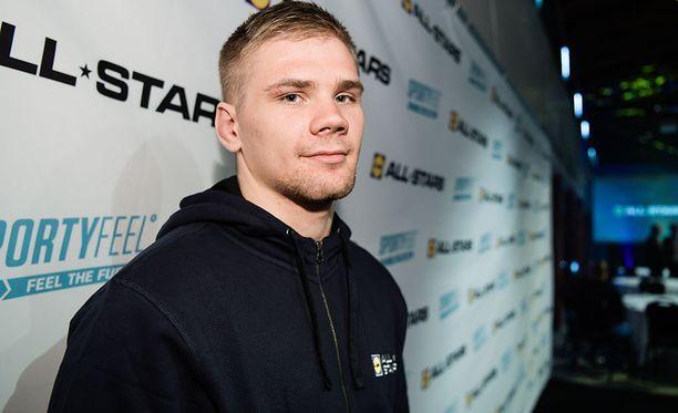 Elias Kuosmanen toi Suomelle ensimmäisen mitalin kreikkalais-roomalaisessa painissa sitten vuoden 2014.