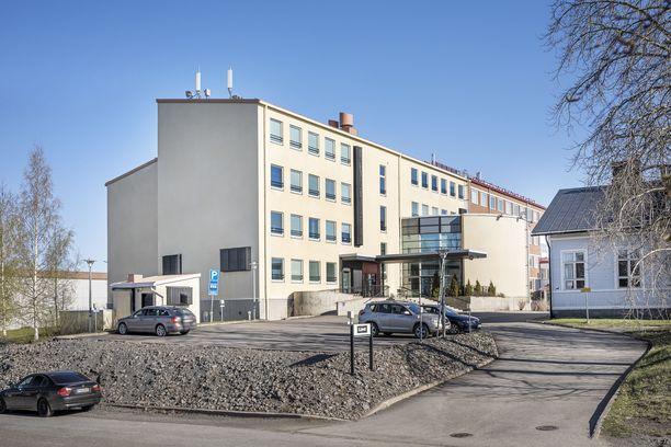 Xamkin Savonlinnan kampus siirtyy etäopetukseen.