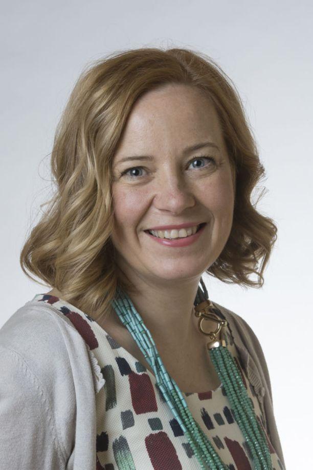 Sanna Lauslahti on siirtymässä Lääketeollisuuden toimitusjohtajaksi.