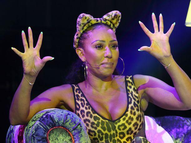 Spice Girls -yhtyeestä tunnettu Mel B, eli Melanie Brown, joutuu taistelemaan nuorimman tyttärensä huoltajuudesta.