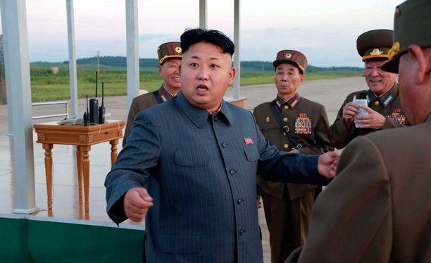 Kim ei ole esiintynyt moneen viikkoon julkisuudessa.