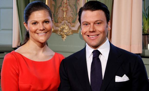 Victoria ja Daniel vihitään Tukholmassa 19. kesäkuuta.