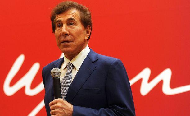 Republikaanien varainhankintapäällikkö Steve Wynn on eronnut tehtävästään. Kuvassa Wynn toukokuussa 2011.