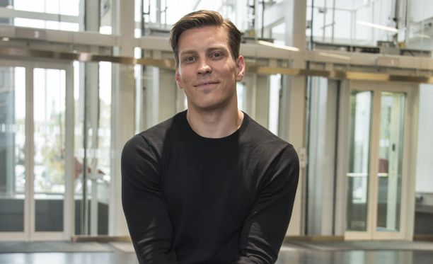 Antti Holma nähdään kohta Cheekinä.