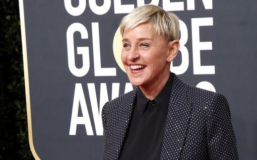 Ellen DeGeneresiä pilkattiin rajusti elokuvagaalassa – vastaa nyt syytöksiin
