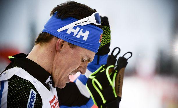 Sami Jauhojärven kilpailu Toblachissa oli mahalasku.