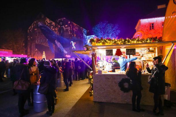 Zagrebin joulumarkkinat on äänestetty Euroopan parhaiksi.