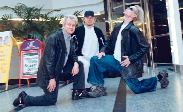 Raptori oli yksi 1990-luvun alun suosituimmista yhtyeistä.