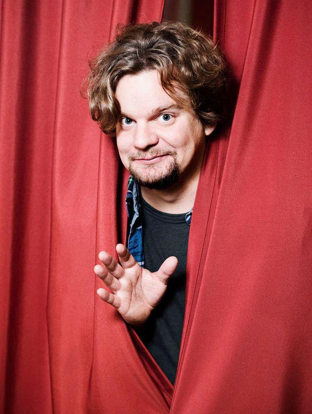 Ismo Leikola on Suomen kansainvälisesti menestynein stand up -koomikko.