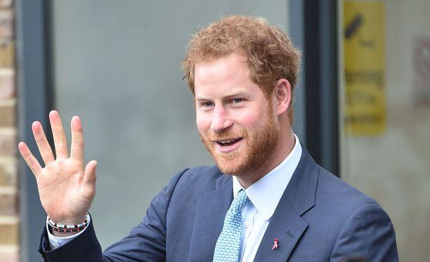 Prinssi Harryn joulutervehdys on kunnianosoitus sotaveteraanille.