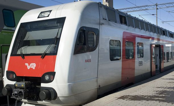 Poliisi joutui puuttumaan lähijunassa sattuneeseen pahoinpitelyyn.