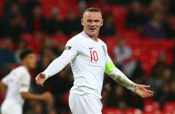 Sponsoridiilin myötä Wayne Rooneyn pelinumero vaihtuu ensi vuonna.