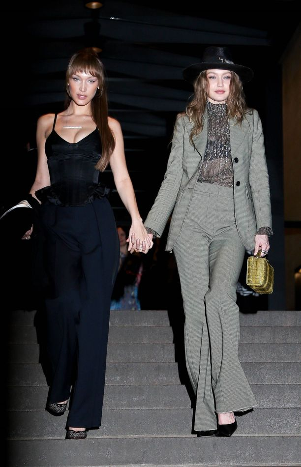 Bella ja Gigi Hadid