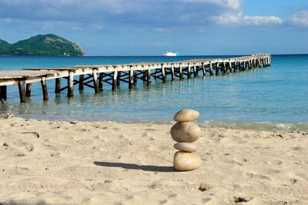 Playa de Murolla on mittaa lähes kuusi kilometriä.