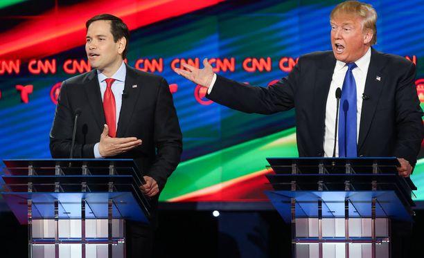 Fox-kanavan vaaliväittelystä odotetaan kiivasta taistelua.