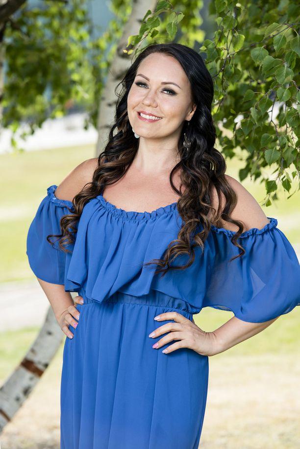 Tangokuningatar Saija Tuupanen on oppinut olemaan armollisempi itselleen.