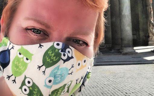 Tällainen on Rooma ilman turisteja - suomalaisen Helin kuvat pysäyttävät