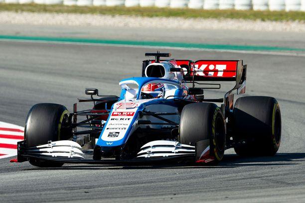 F1-talli Williamsin kuskit tähdittivät formuloiden esports-tapahtumaa.
