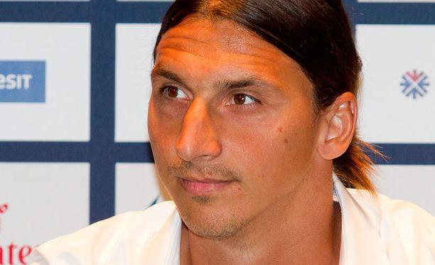 Milan-fanit pettyivät Zlatanin lähdöstä.