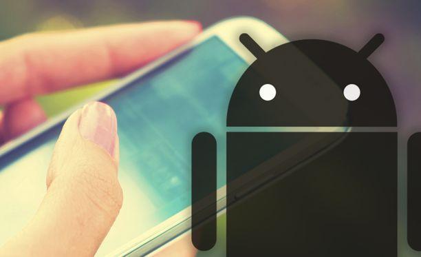Moni käyttää Androidin vanhempaa versiota.
