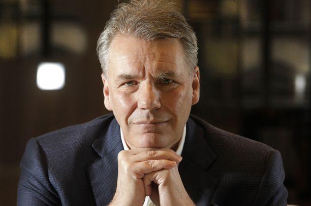 Olli-Pekka Kallasvuo toimi Nokian toimitusjohtajana vuosina 2006-2010.