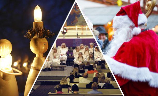 Joulujuhlaa puolustetaan ja kritisoidaan.