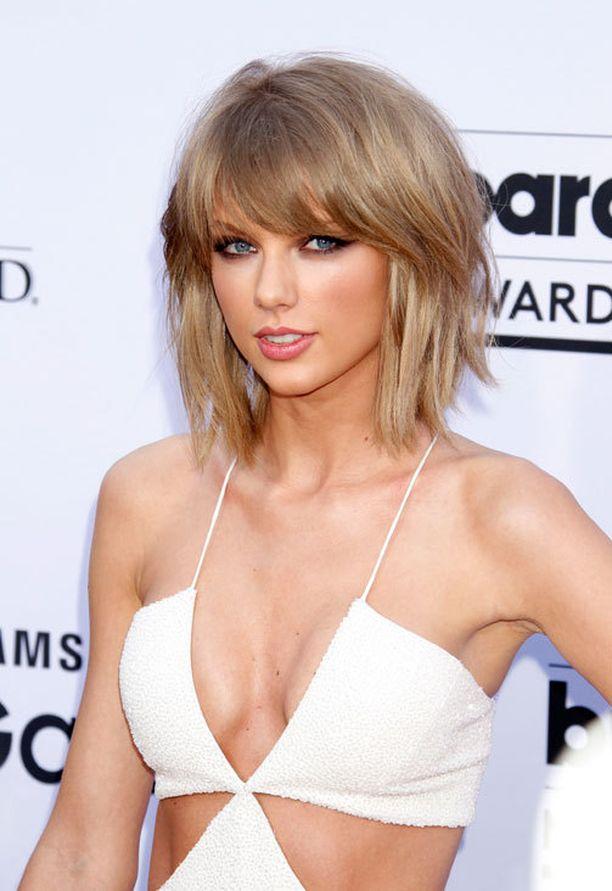 Taylor Swift on yksi maailman menestyneimpiä artisteja tällä hetkellä.