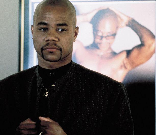 Cuba Gooding Jr. palkittiin roolistaan elokuvasta Jerry Maguire.