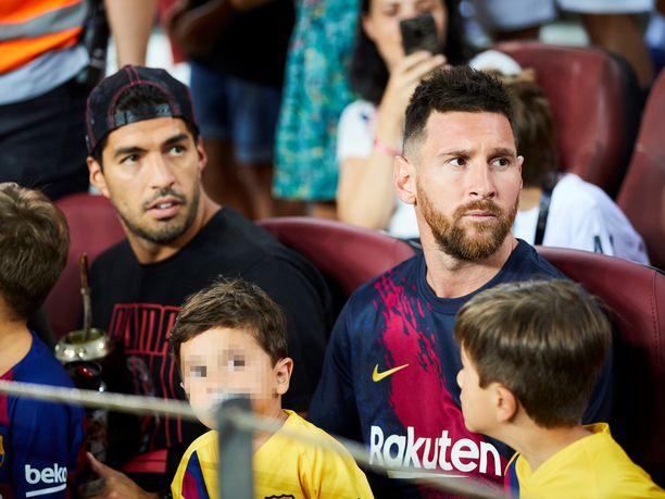 FC Barcelona on joutunut tulemaan kauden alussa toimeen ilman Luis Suárezia ja Lionel Messiä.