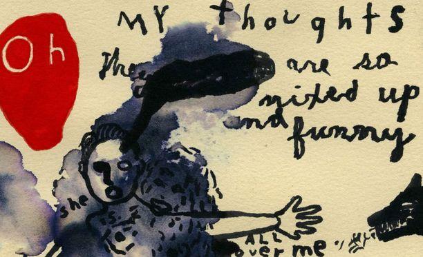 David Lynch: The Art Life tulee keskiviikkona.